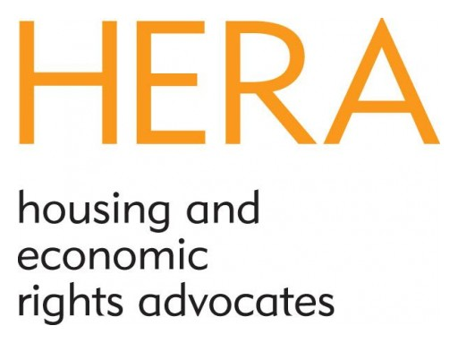 Housing and Economic Rights Advocates (HERA)--Upcoming Financial Wellness Workshops